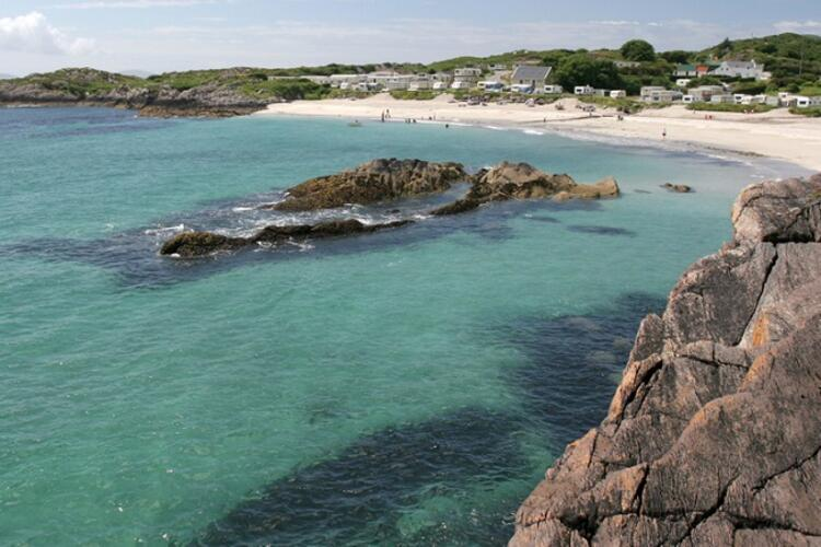 Derrynane Beach / Caherdaniel, İrlanda