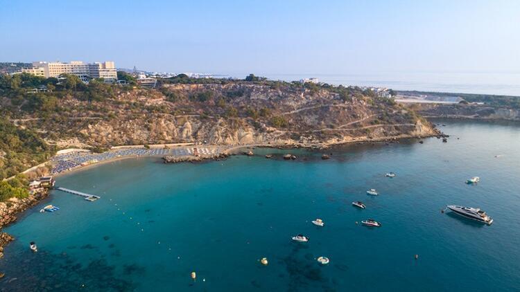 Konnos Bay / Aya Napa, Güney Kıbrıs