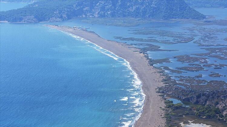 İztuzu Plajı / Dalyan, Türkiye