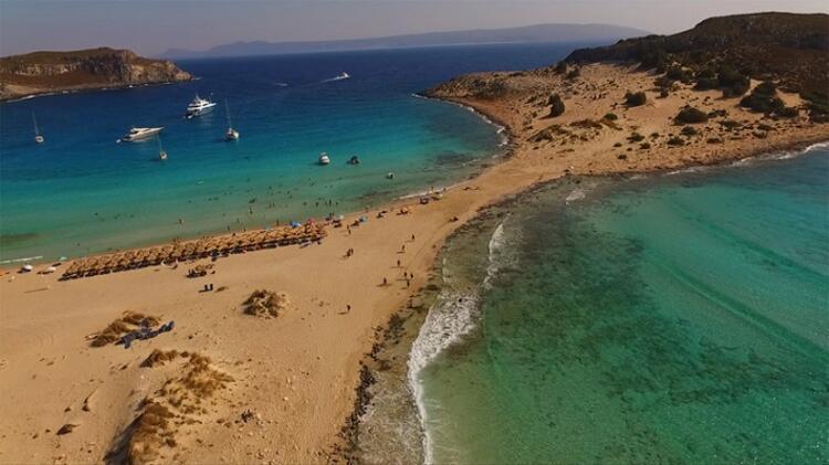 Simos Beach / Elafonisos, Laconia Region