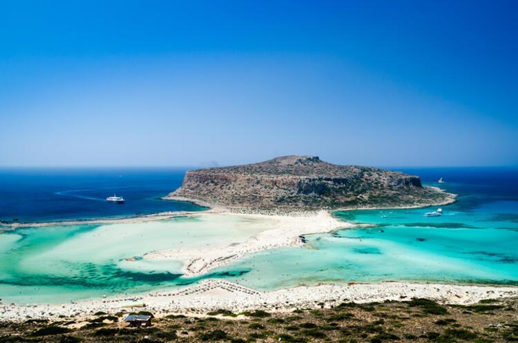 Balos Lagoon / Kissamos, Yunanistan