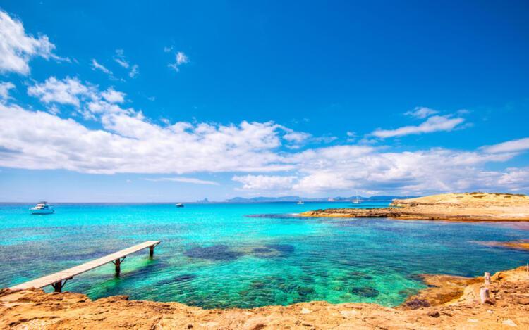 Playa de Ses Illetes / Formentera, Balearic Adaları