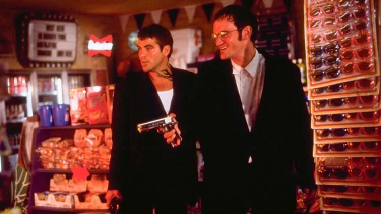 Gün Batımından Şafağa (1996 / IMDb: 7,2)