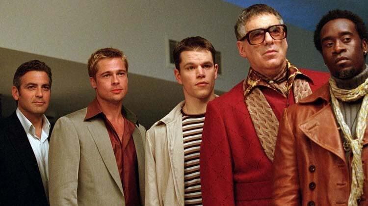 Ocean's Eleven (2001 / IMDb: 7,8)
