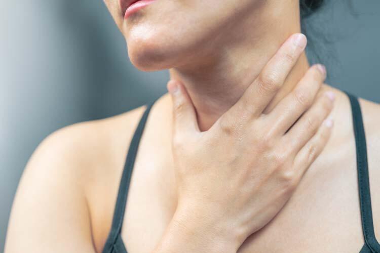 Boğaz ağrılarında da kullanabilirsiniz