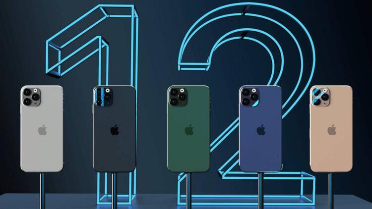 İşte karşınızda Apple'ın yeni bombası iPhone 12 Pro Max