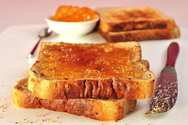 Portakal marmelatı tarifi