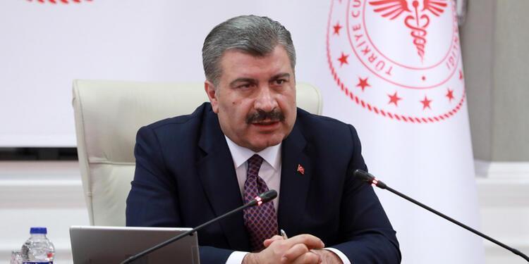 Sağlık Bakanı Koca'ya sordum: Salgında son durum nedir