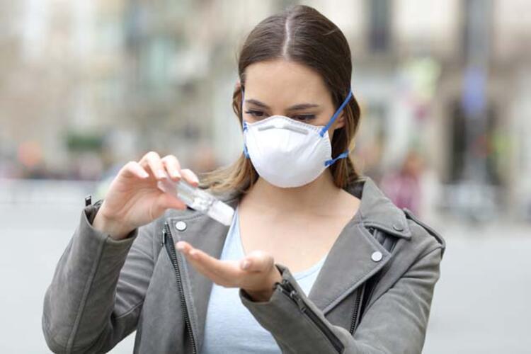 3- Maske ağzınızı ve burnunuzu kapatmalı