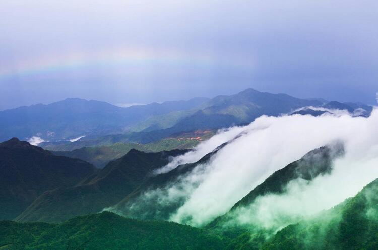 Lushan Dağları – Çin