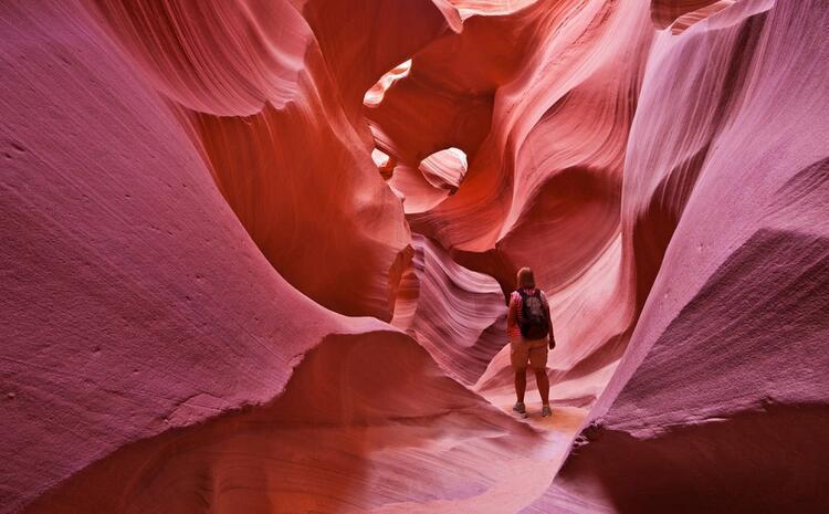 Antilop Kanyonu – Arizona