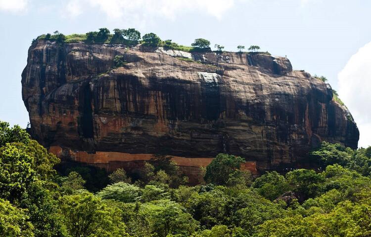 Sigiriya Kalesi - Sri Lanka
