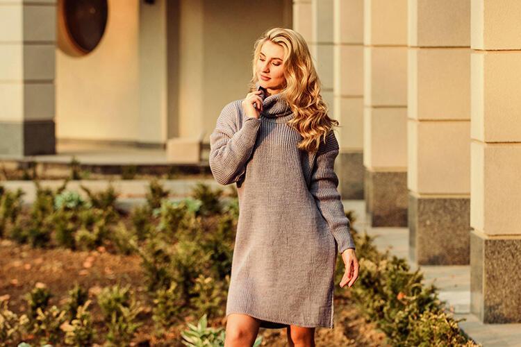 Elbiseden vazgeçemeyenlerin tutkusu kışlık elbiseler