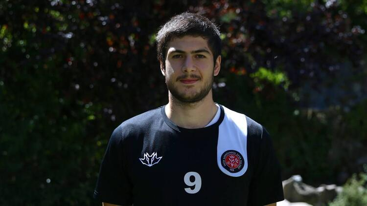 Fatih Karagümrük - Vato Arveladze - Orta saha