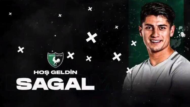 Angelo Sagal - Denizlispor - Orta saha