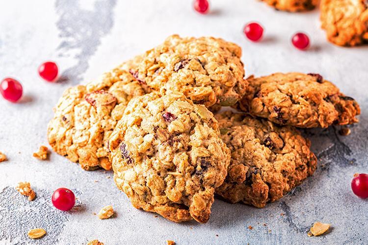 Granolalı kurabiye tarifi