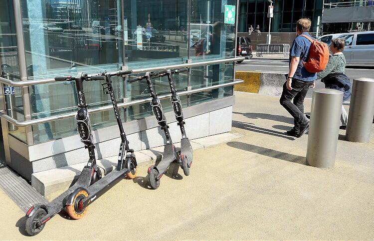 15 maddede yeni scooter yönetmeliği