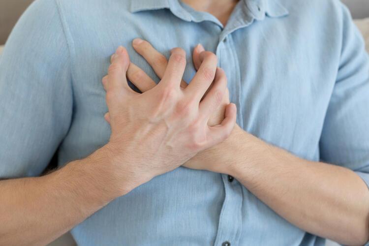 Kolesterol kalp krizine zemin hazırlayabilir