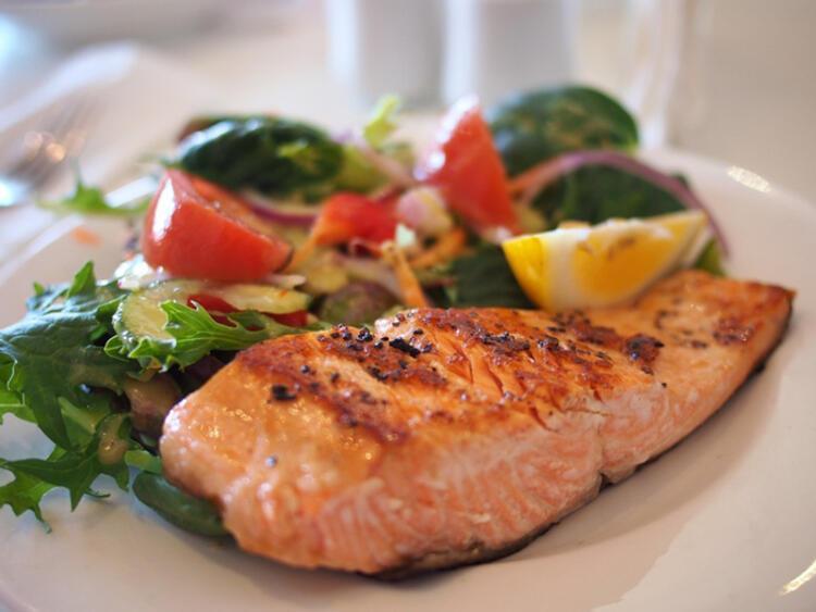 Sağlıklı beslenmesine çok özen gösterin