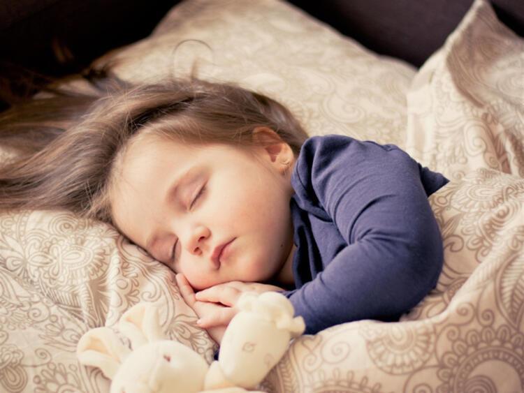 Uyku düzenine dikkat edin