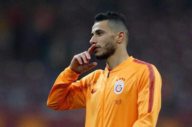 YOUNES BELHANDA - GALATASARAY
