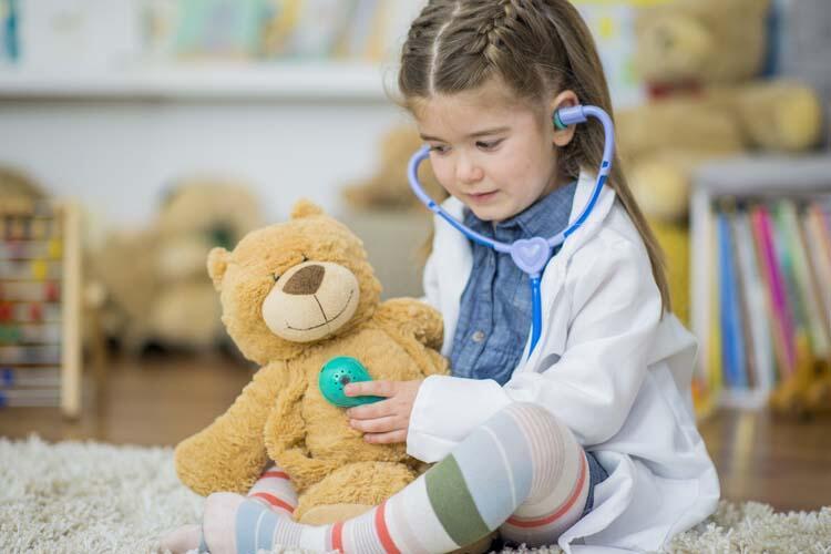 Yeni trend montessori çocuk odası halıları