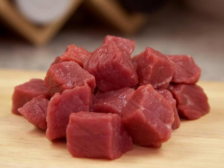 Eti oda sıcaklığında çözdürmeyin