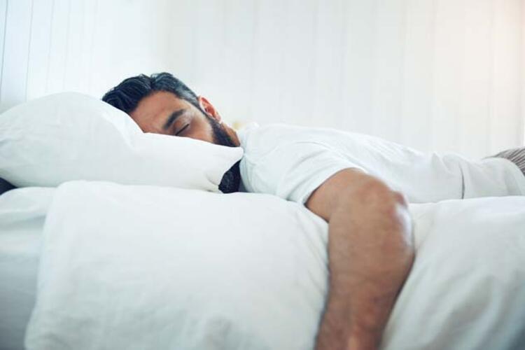 Uyku testinde kendinizi izleyebilirsiniz