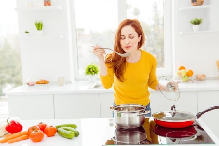 Yanlış: Uzun süre pişirmek