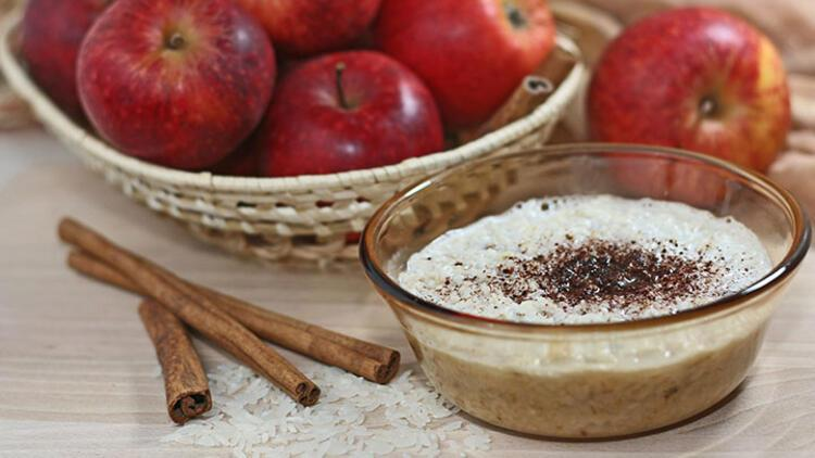 Pirinçli elma rendesi tatlısı tarifi