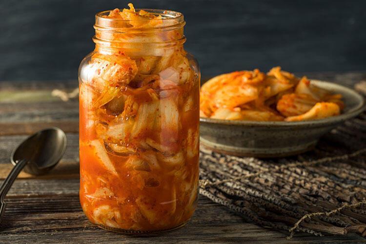 Kimchi (kimçi) tarifi