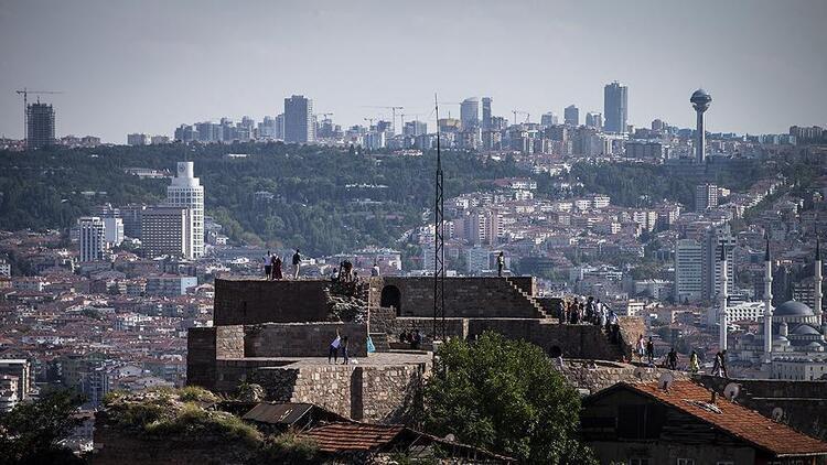 6. sıradaki il Ankara