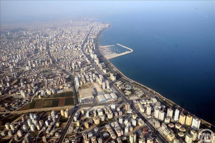 5. sıradaki il Adana