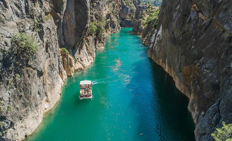 Nadire Kanyonu / Ermenek - Karaman