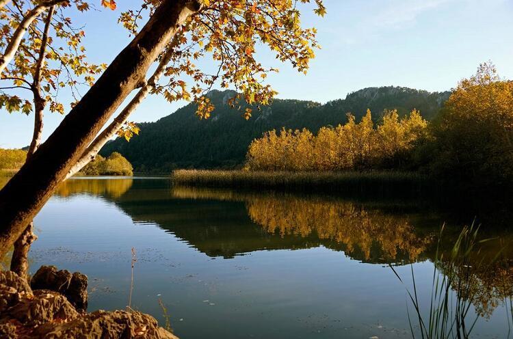 Kovada Gölü / Isparta