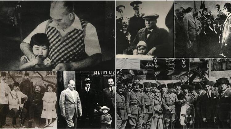 Atatürkün çocukluk dönemi ve anıları