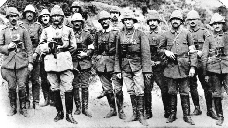 Atatürk'ün Savaştığı Cepheler