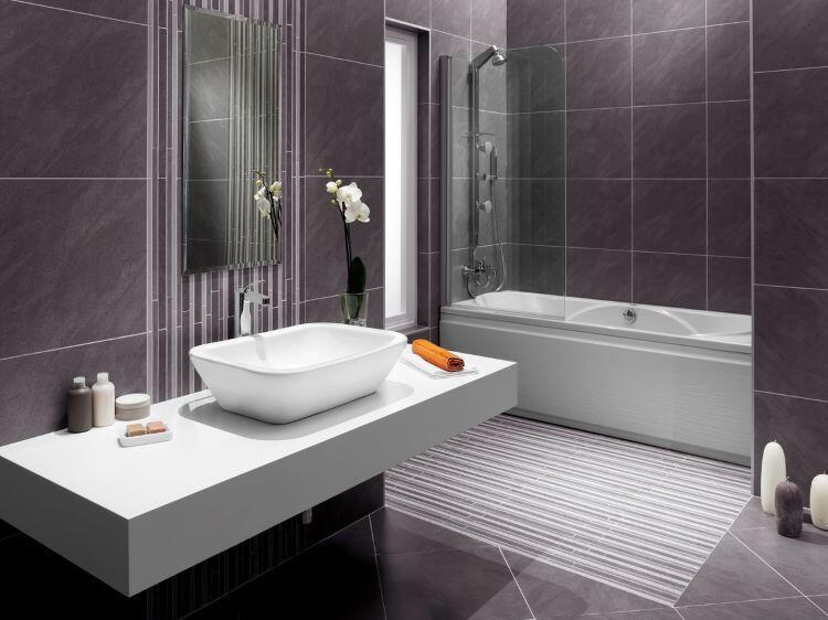 Küvetli duşakabin modeli