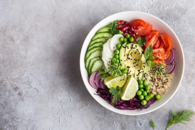 Sağlıklı yiyecekleri seçin