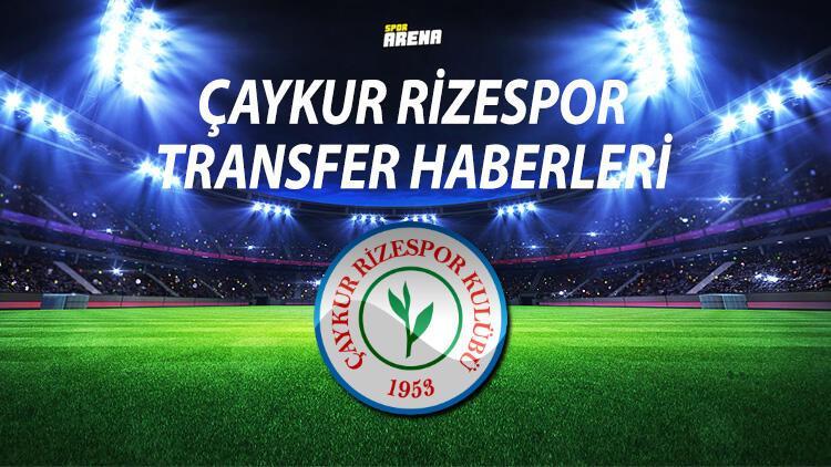 ÇAYKUR RİZESPOR TRANSFER HABERLERİ