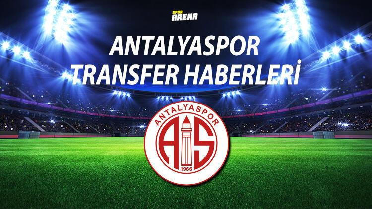 ANTALYASPOR TRANSFER HABERLERİ