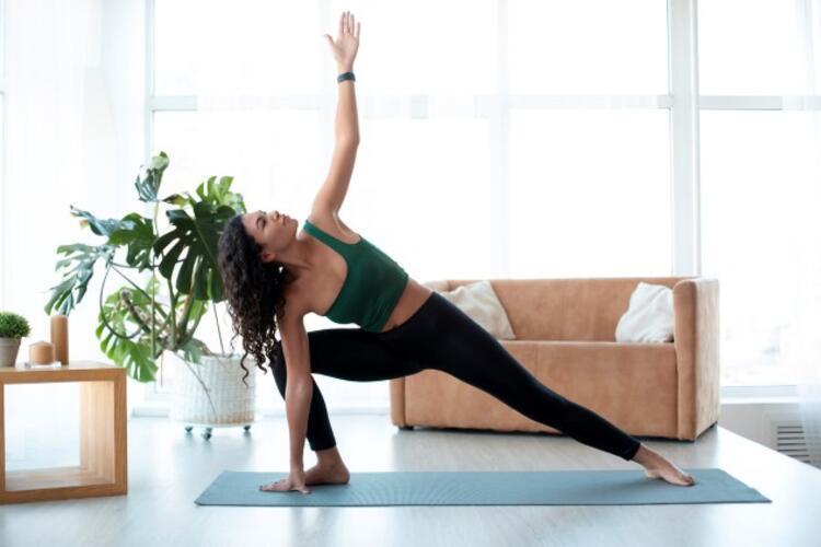 Yüzme, yoga ve pilates ile belinizi rahatlatın