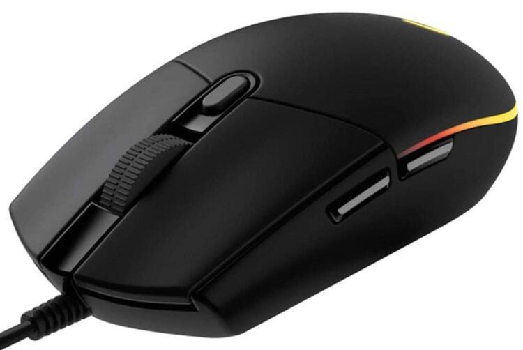 Logitech G G102 Lightsync RGB Kablolu Gaming Mouse