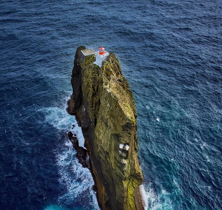 Thridrangar Deniz Feneri