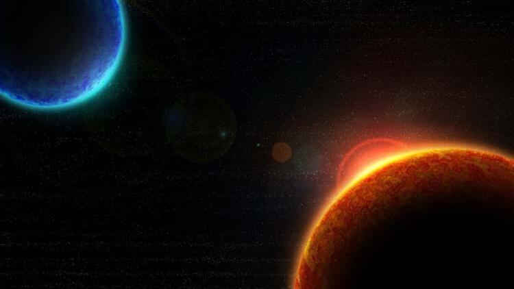 Satürn ise: