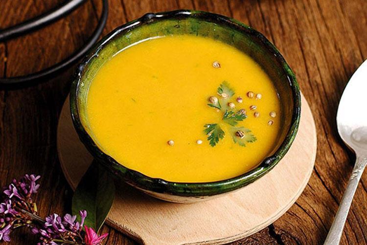Pırasalı balkabağı çorbası tarifi