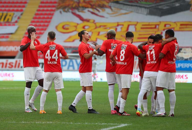 15- Gaziantep FK / Tahmini puan: 48
