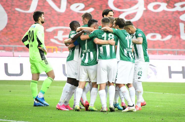 9- Konyaspor / Tahmini puan: 53