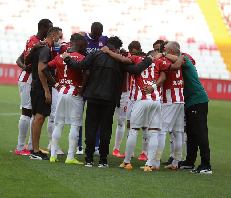 7- Sivasspor / Tahmini puan: 58