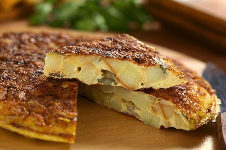 İspanyol omleti tarifi